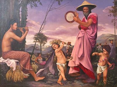 Dadi Setiyadi - Harvest Party (Serentaun Party for Dewi Sri The Goddess of Fertility) (2015)