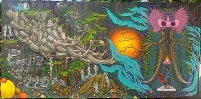 Widodo Kabutdo - THE COLLAPEST (2021)