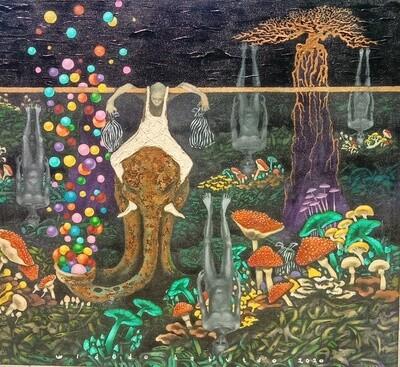 Widodo Kabutdo - HORIZON AND ELEPHENT (2020)