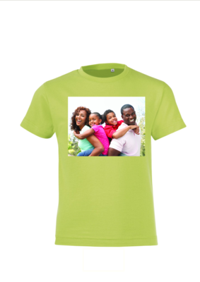 Tee shirt personnalisé A3