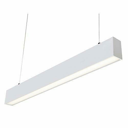5070 Linear Hanging Profile White