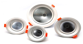 Light Concepts LED COB Wide Angle Downlight