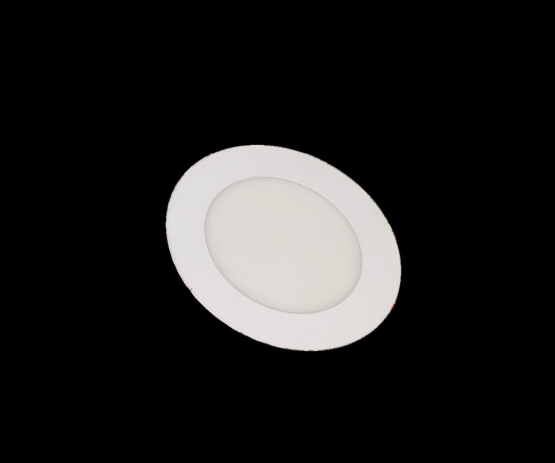 Light concepts LED round resist panel light