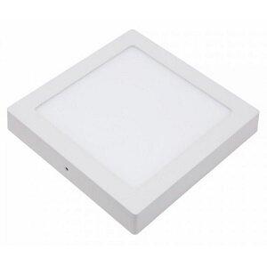 Light concepts LED surface mount square panel light