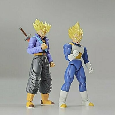 Trunks & Vegeta Figurine Figurine-rise Standard  DX Set