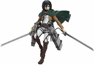 Mikasa Figurine Figma Action Figure