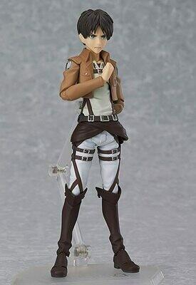 Eren Figurine Figma Action Figure