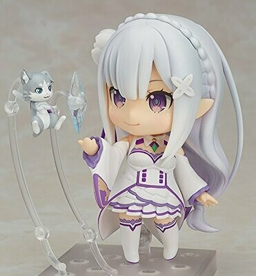 Emilia Figurine Nendoroid