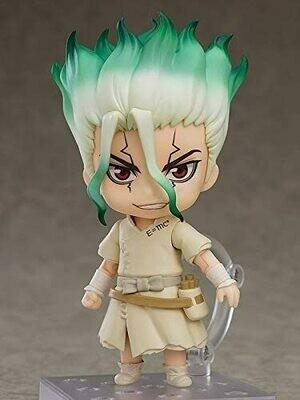 Dr Stone Senku Ishigami Figurine Nendoroid