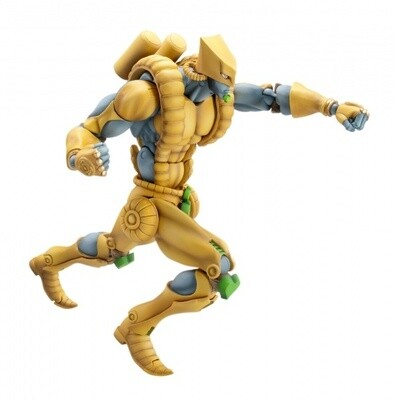 """""""Stardust Crusaders"""" The world Action Figure"""