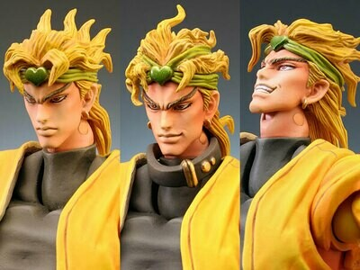 """""""Stardust Crusaders"""" DIO Action Figure"""