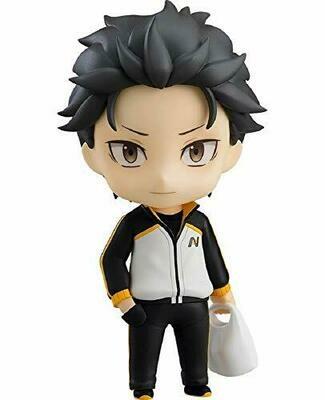 Natsuki Subaru Figurine Nendoroid