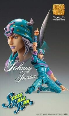 """Steel Ball Run"" Johnny Joestar 2nd Figurine"