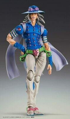 """Steel Ball Run"" Gyro Zeppeli Second Action Figurine"