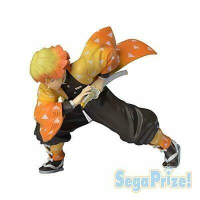 Zenitsu Figurine Super Premium Figurine