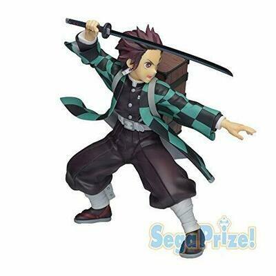 Tanjiro Figurine Super Premium Figurine