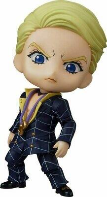 """Golden Wind"" Prosciutto Nendoroid Figurine"