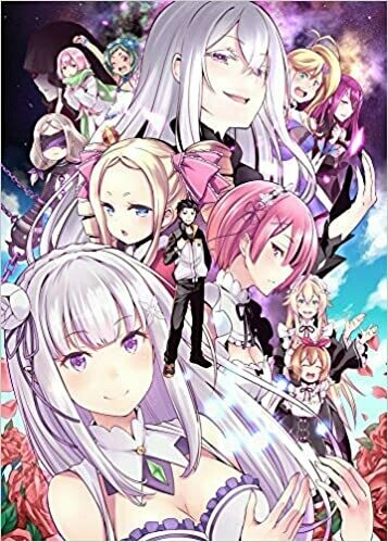 Re:ZERO -Starting Life in Another World-Art Fan Book Winter 2020