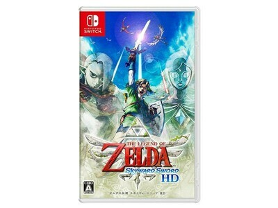 The legend of Zelda Skyward Sword HD (limited edition)