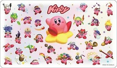 Kirby Character Rubber Mat (A)