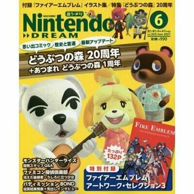 Nintendo Dream 06/21