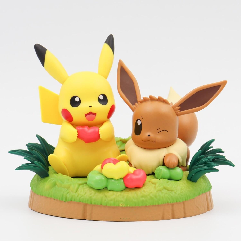 Pokémon Mogu Time Pikachu & Eevee