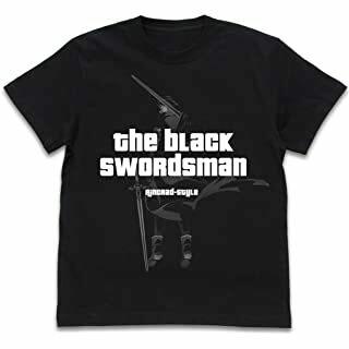 Sword Art Online T-shirt War of Underworld, The Black Swordman