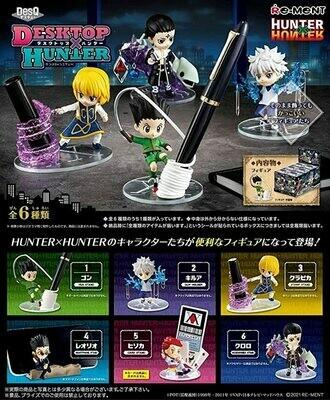 Hunter x Hunter DesQ DESKTOP HUNTER 6Pack/BOX
