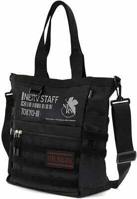 EVANGELION Nerv Functional Tote Bag