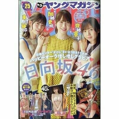 Young Magazine 2021/25