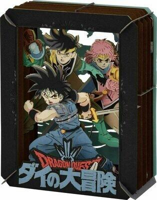 Paper Theater Dragon Quest Dai no Daiboken