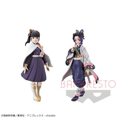 Kanao Tsuyuri & Shinobu Kocho Figure