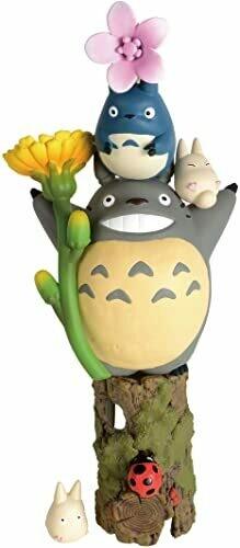 NoseChara My Neighbor Totoro Greenery and Totoro