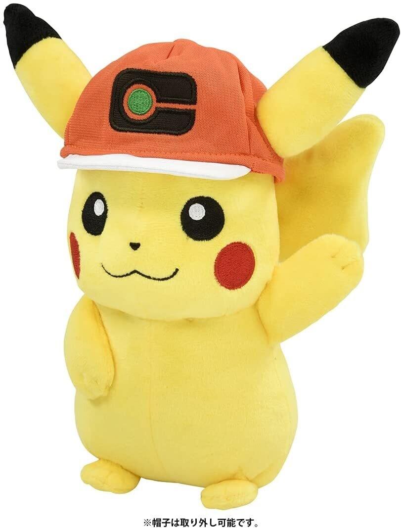 Pokemon Plush Ash's Pikachu
