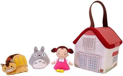 Finger puppet set Tonari no Totoro