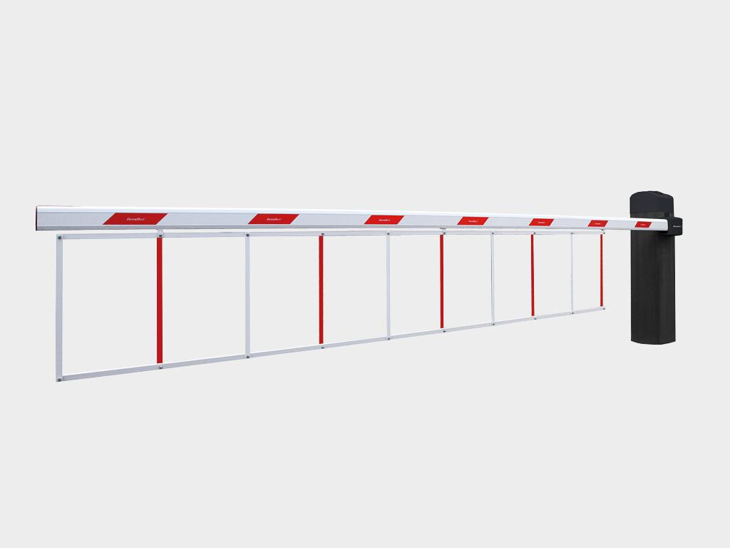 Юбочный комплект стрелы шлагбаума DoorHan (Длина 3 метра)
