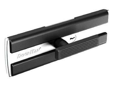 Комплект замка с накладками PD для секционных ворот
