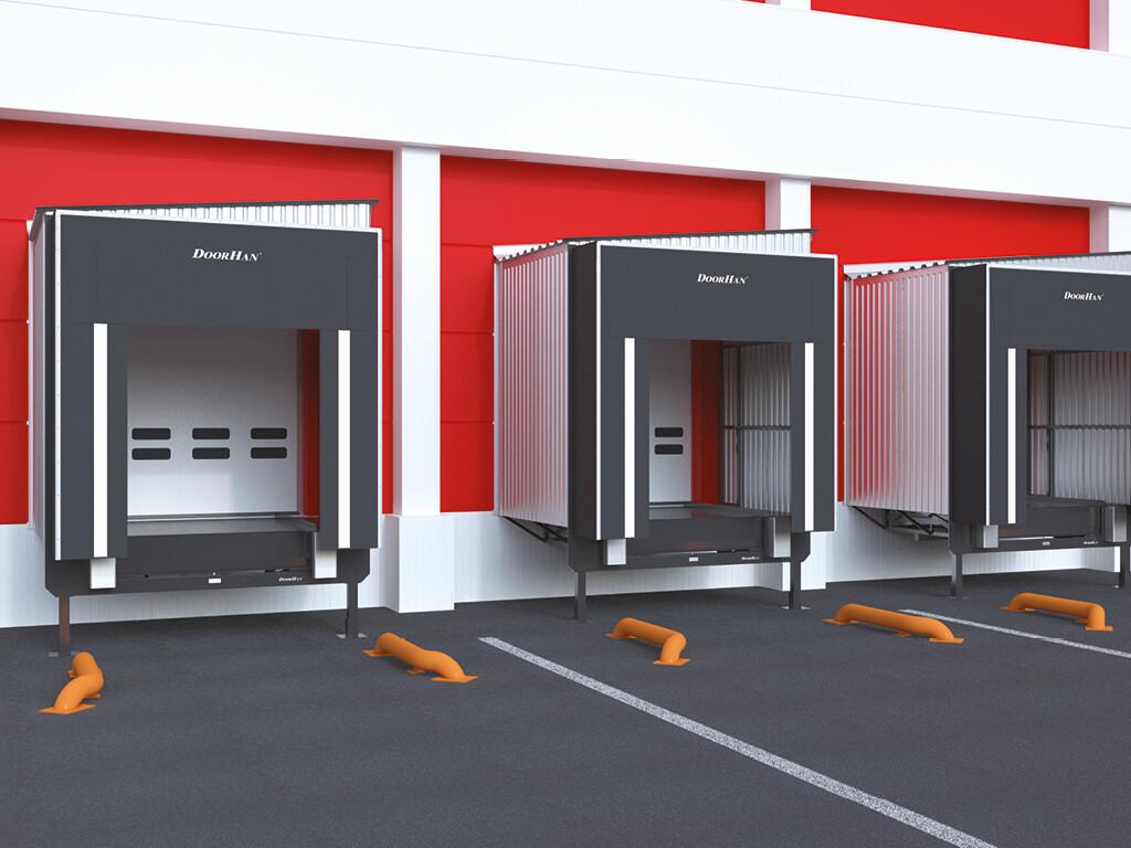 Перегрузочные системы DoorHan