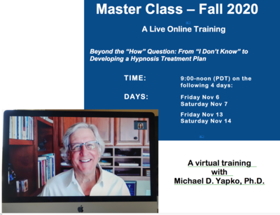 Master Class 2020 ONLINE / BEYOND THE
