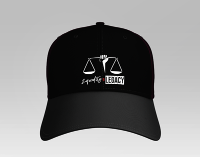 Equality is Legacy cap in black