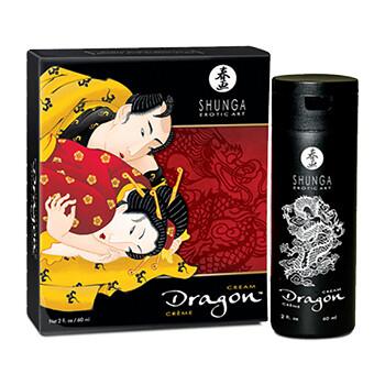Dragon crema rinvigorente uomo