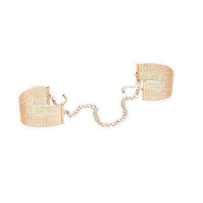 Bijoux Indiscrets – Eleganti manette dorate