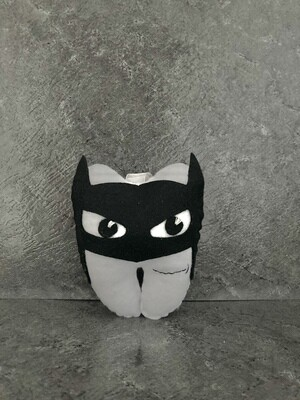 Pirate or Batman Tooth Pillow