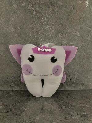 Princess Fairy or Mermaid Tooth Pillow