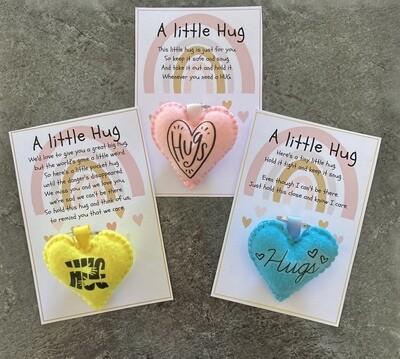 Little Pocket Hugs
