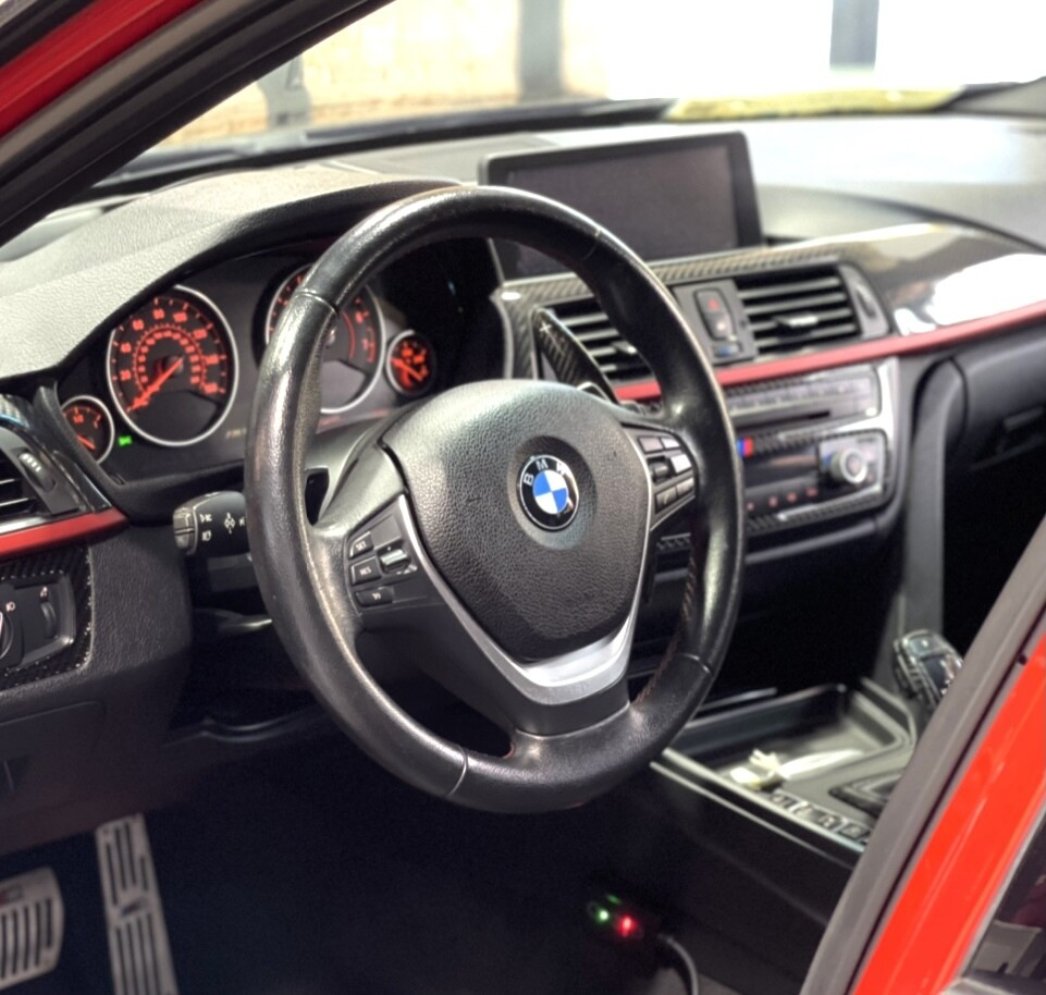 Paddle Shifters BMW Serie F
