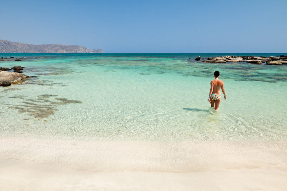 Elafonissi – The Beach of Pink Sand
