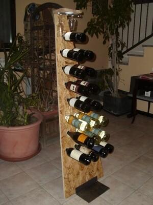 Porta 19 bottiglie