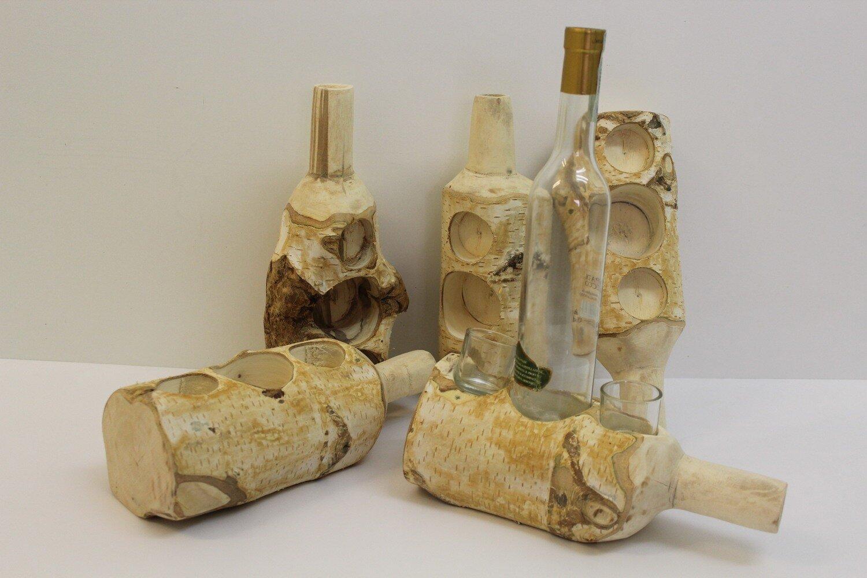 Porta bottiglia grappa