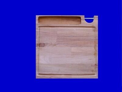 Tagliere classico quadrato